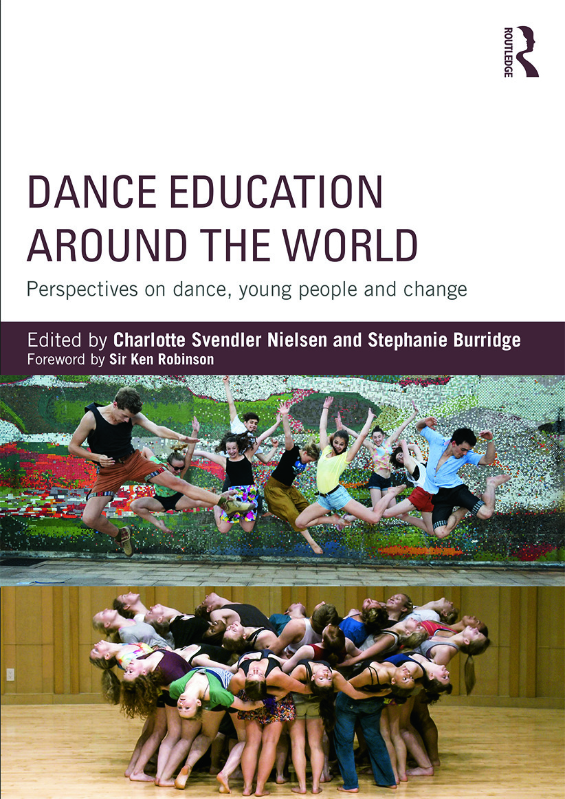 Dance Education around the World (Paperback) book cover
