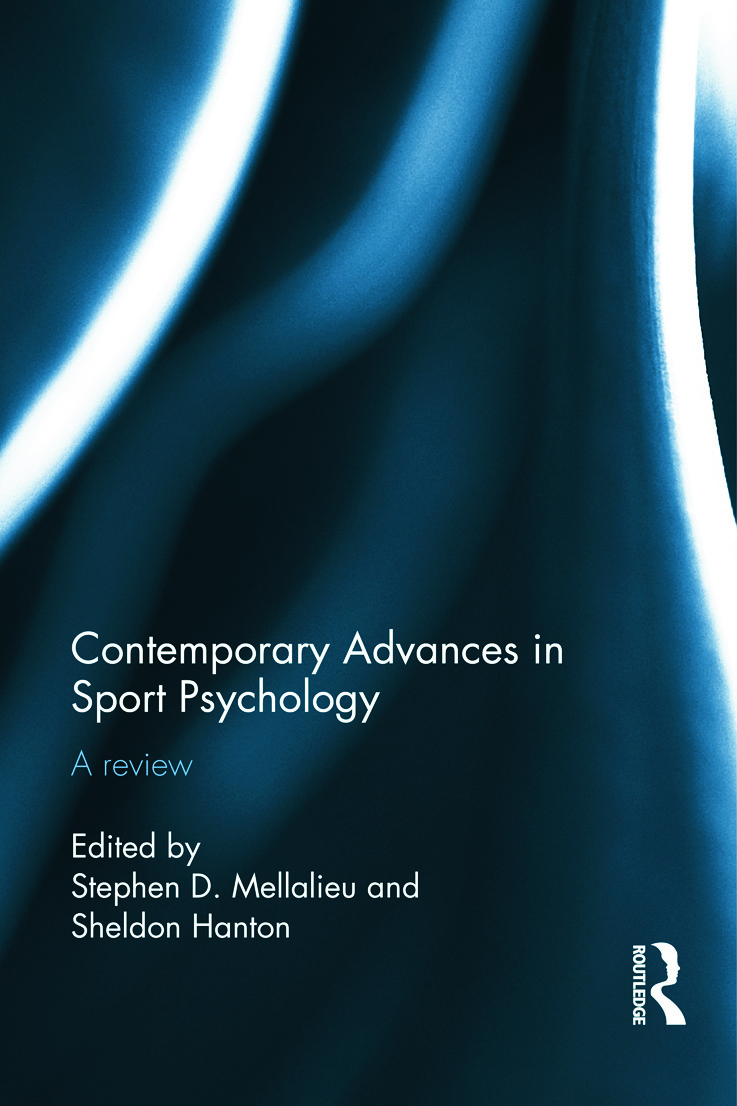 Contemporary Advances in Sport Psychology: A Review (Hardback) book cover