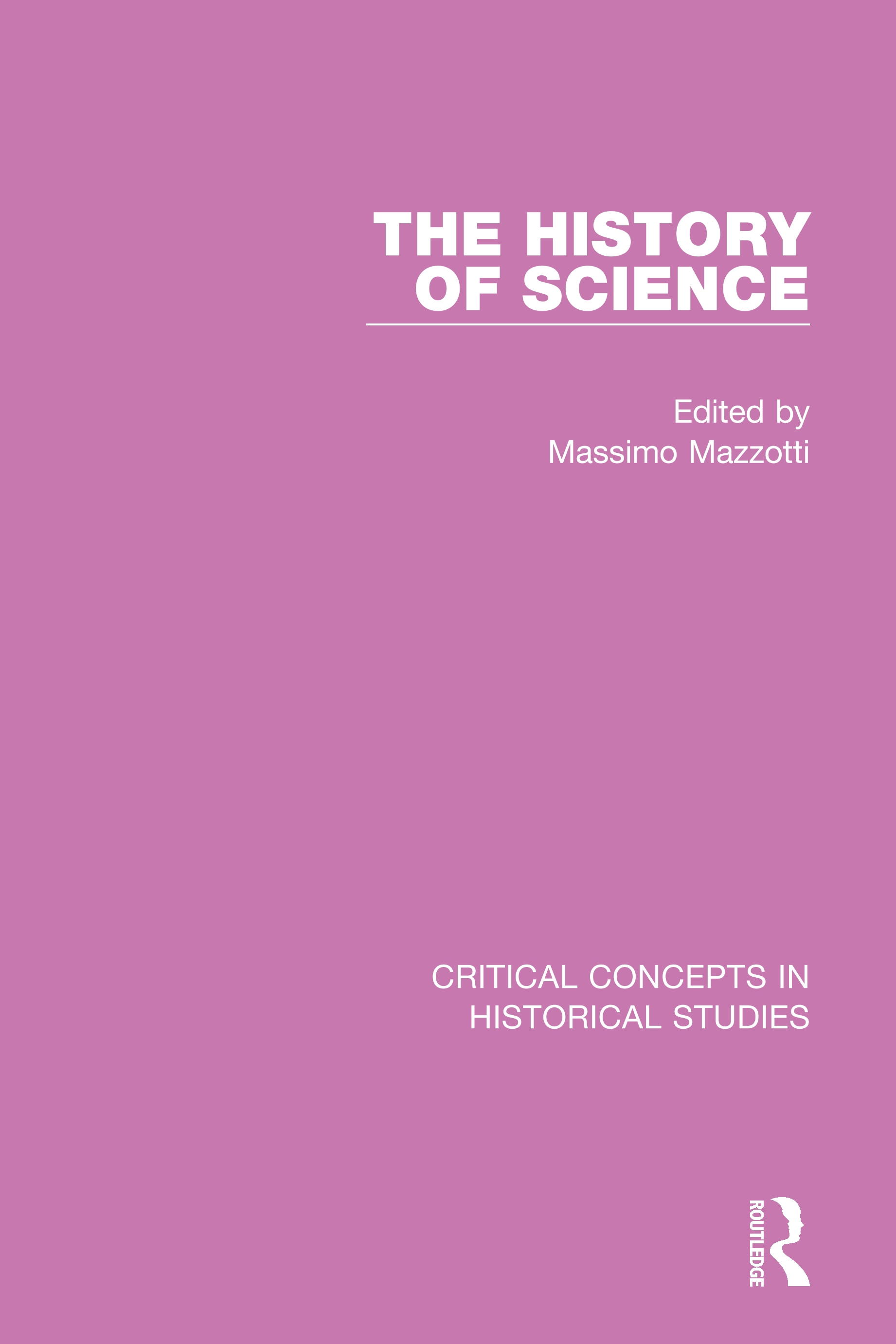 The History of Science book cover