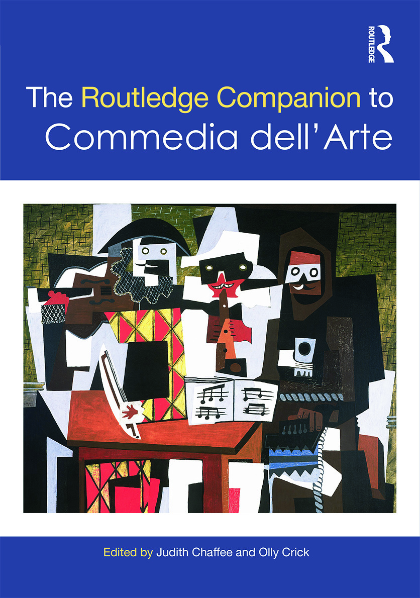 The Routledge Companion to Commedia dell'Arte book cover