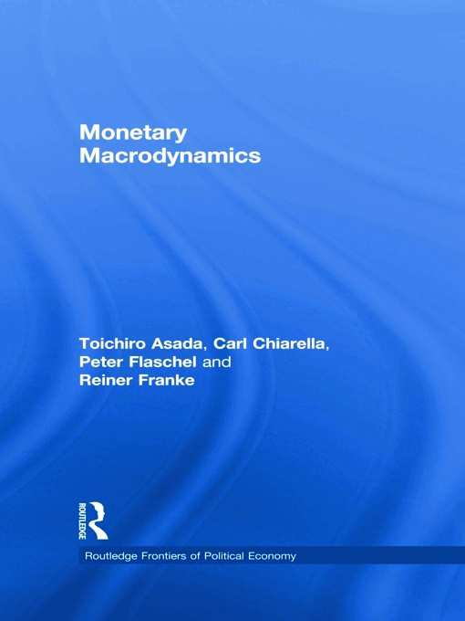 Monetary Macrodynamics
