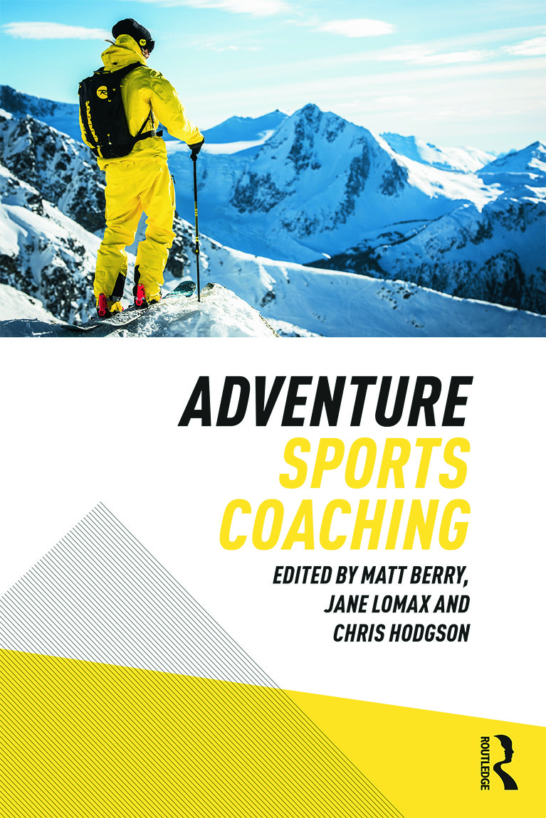 Adventure Sports Coaching book cover