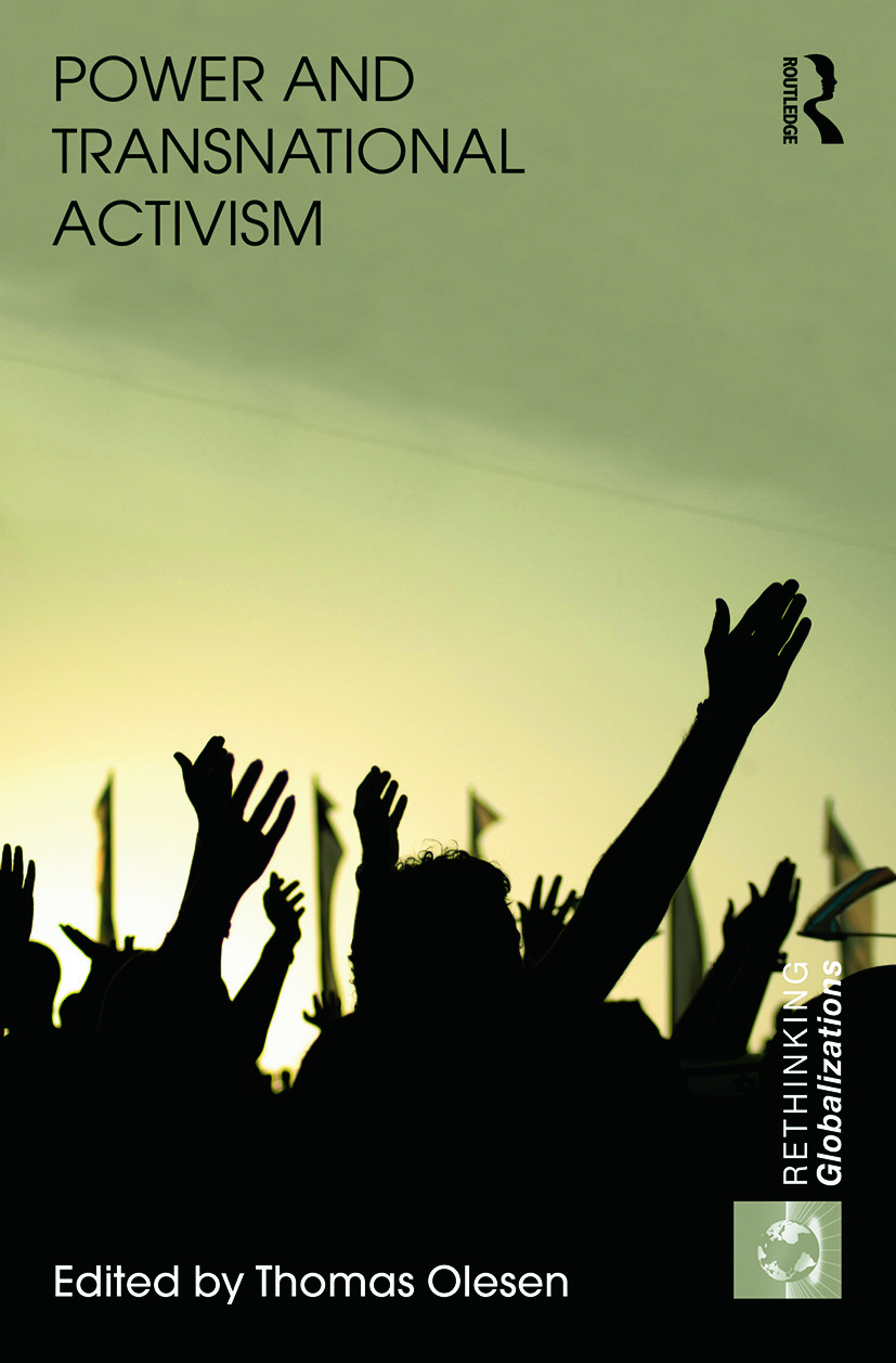 Power and Transnational Activism book cover