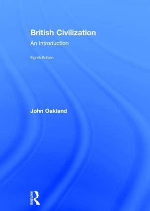 British Civilization: An Introduction, 8th Edition (Hardback) book cover