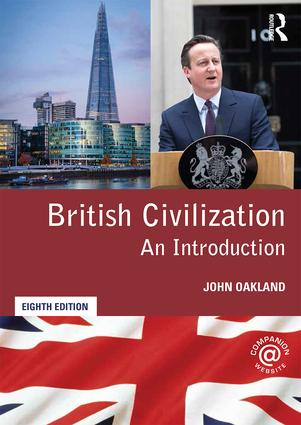 British Civilization: An Introduction, 8th Edition (Paperback) book cover