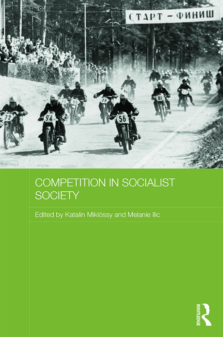 Competition in Socialist Society: 1st Edition (Hardback) book cover