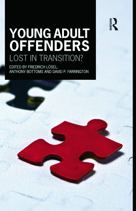 Young Adult Offenders: Lost in Transition? book cover