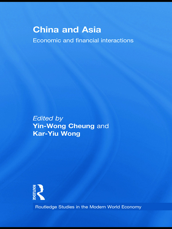 China and Asia: Economic and Financial Interactions, 1st Edition (Paperback) book cover