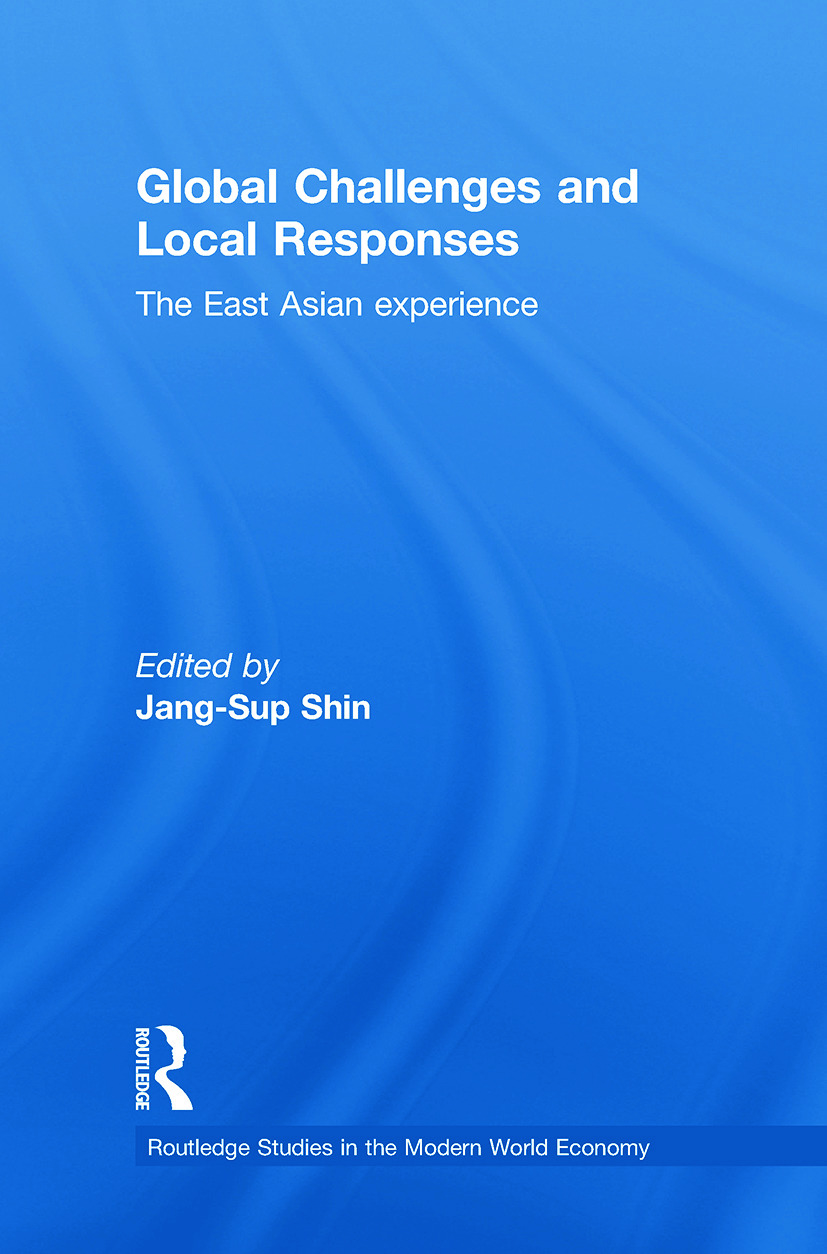 Global Challenges and Local Responses: The East Asian Experience, 1st Edition (Paperback) book cover