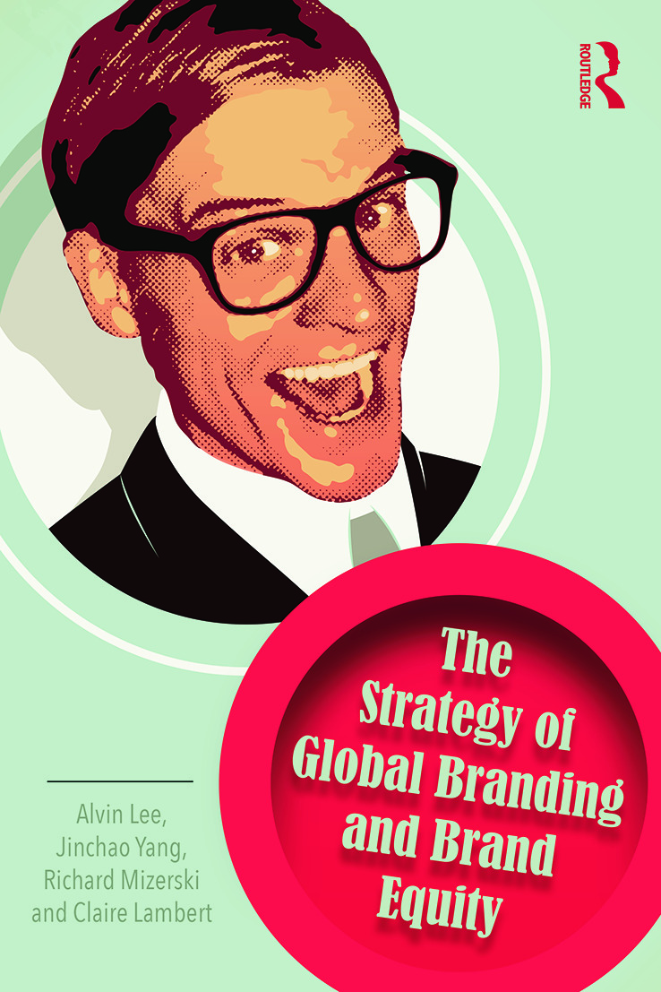 The Strategy of Global Branding and Brand Equity: 1st Edition (Paperback) book cover