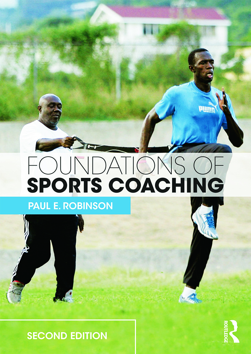 Foundations of Sports Coaching: second edition, 2nd Edition (Paperback) book cover