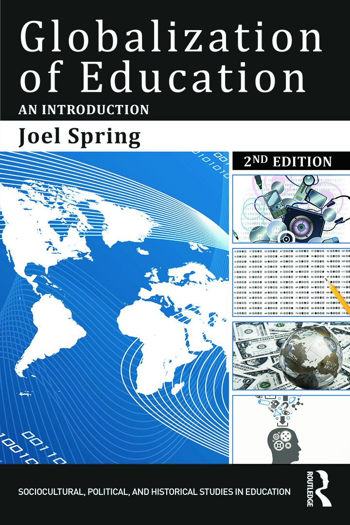 Globalization of Education: An Introduction book cover