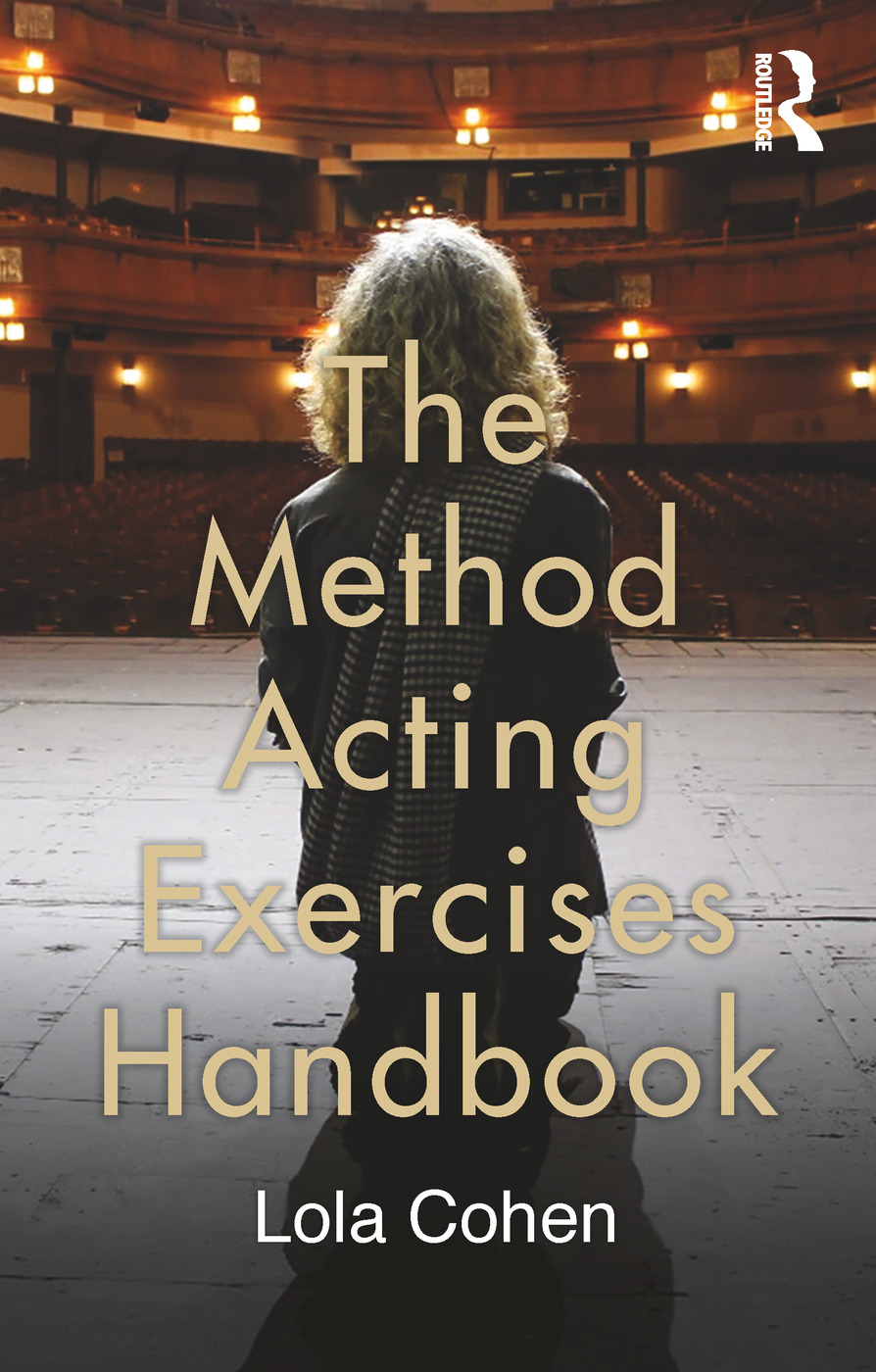 The Method Acting Exercises Handbook book cover