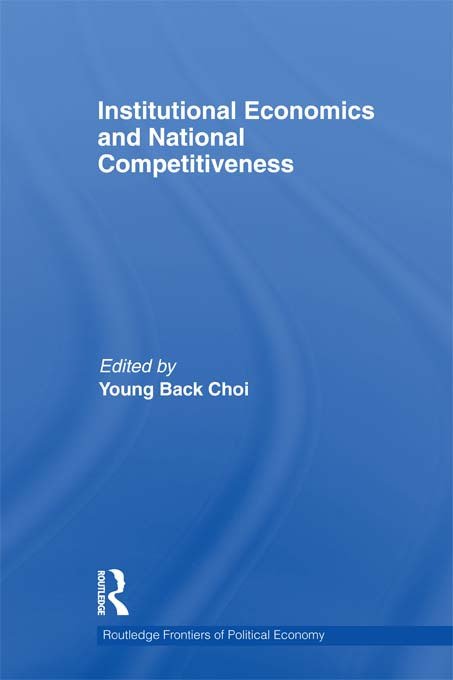 Institutional Economics and National Competitiveness (e-Book) book cover