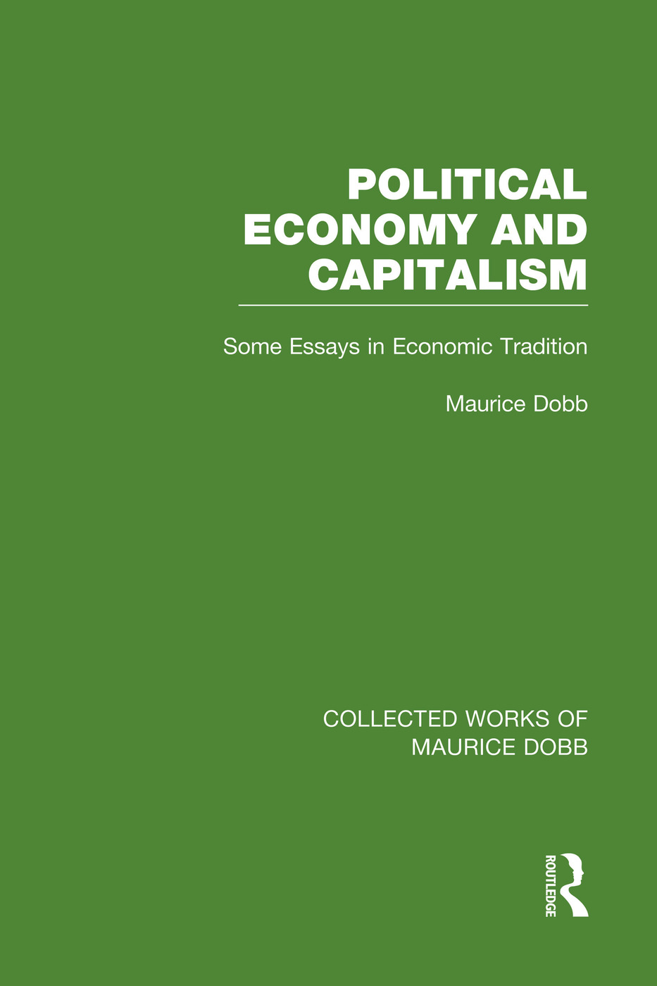 Political Economy and Capitalism