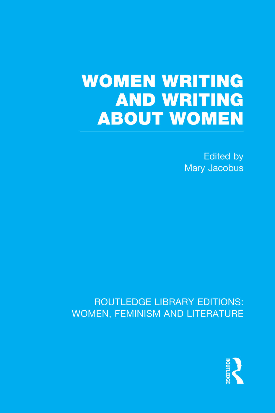 Women Writing and Writing about Women book cover