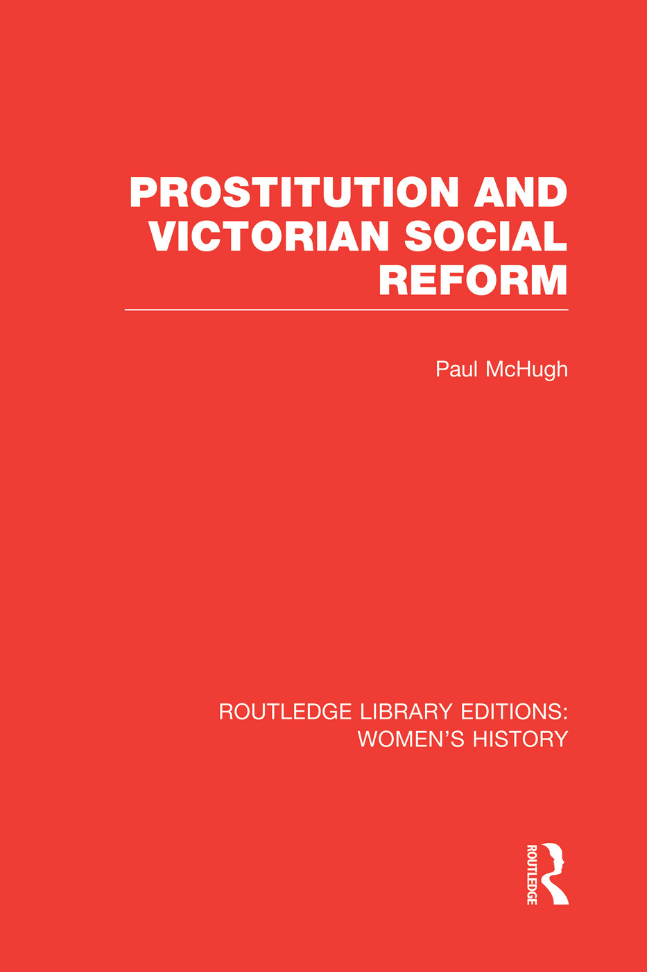 Prostitution and Victorian Social Reform book cover