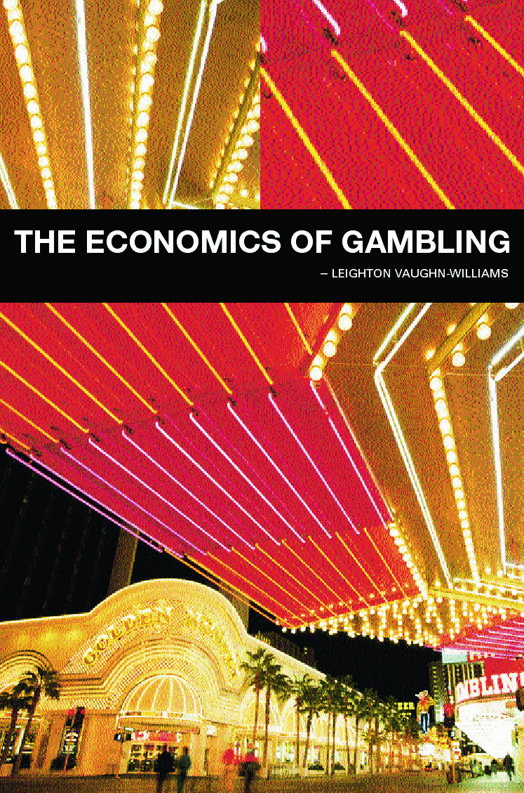 The Economics of Gambling book cover