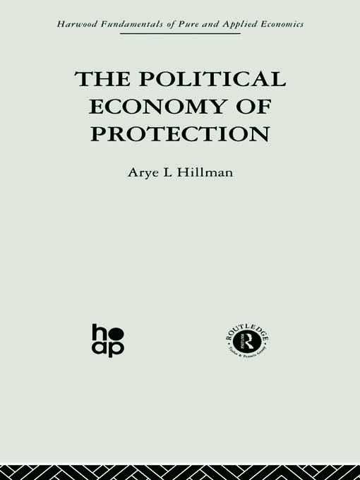 Political Self-Interest Motives and Protection
