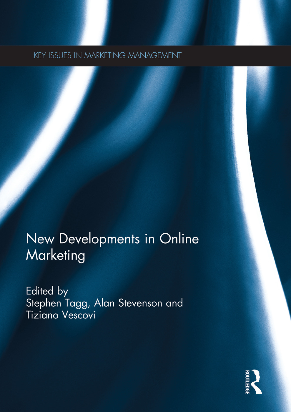 New Developments in Online Marketing book cover