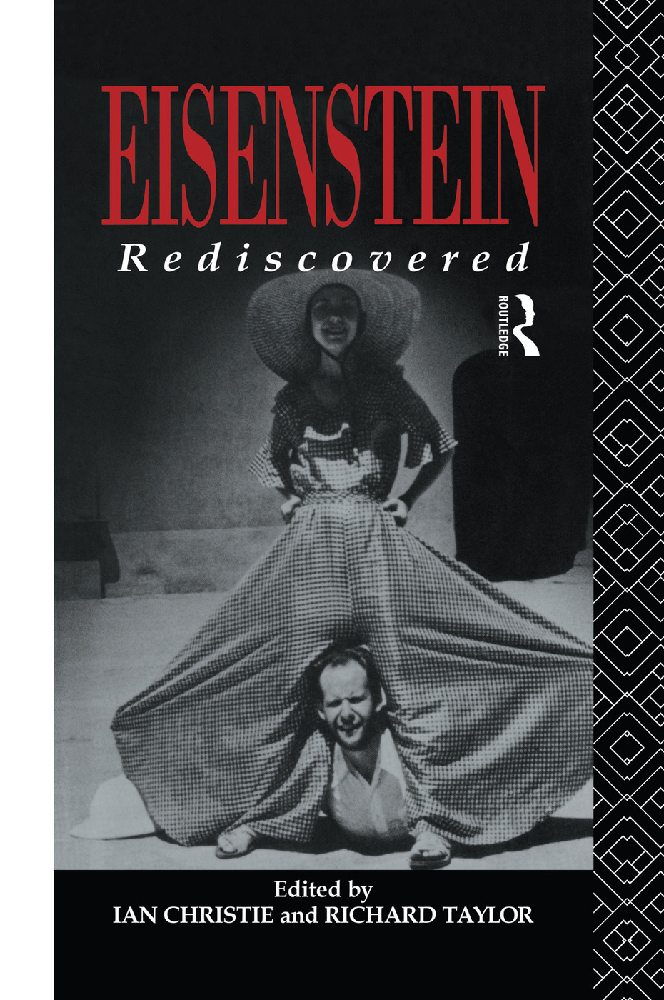 Eisenstein Rediscovered: 1st Edition (Paperback) book cover