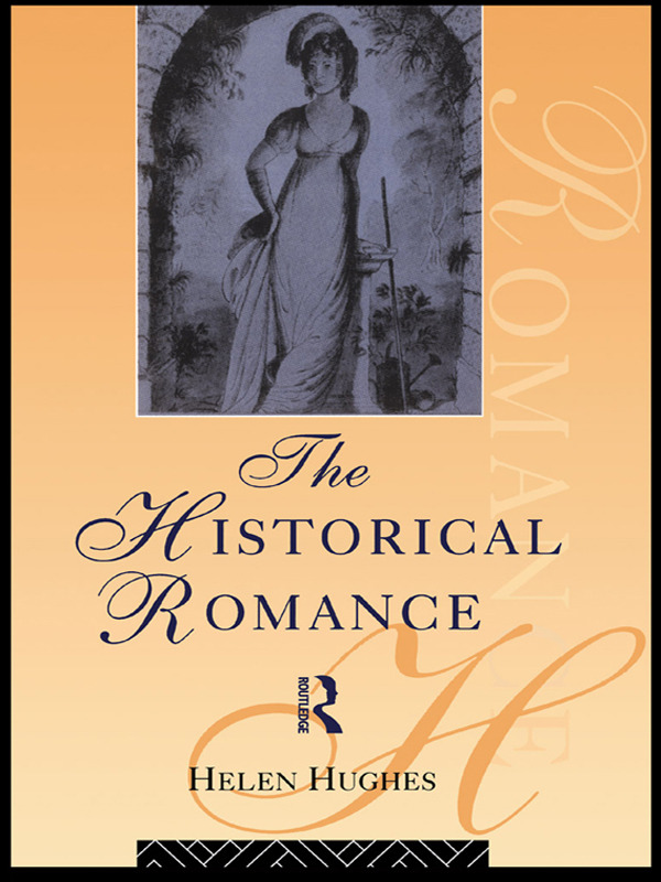 The Historical Romance (Paperback) book cover