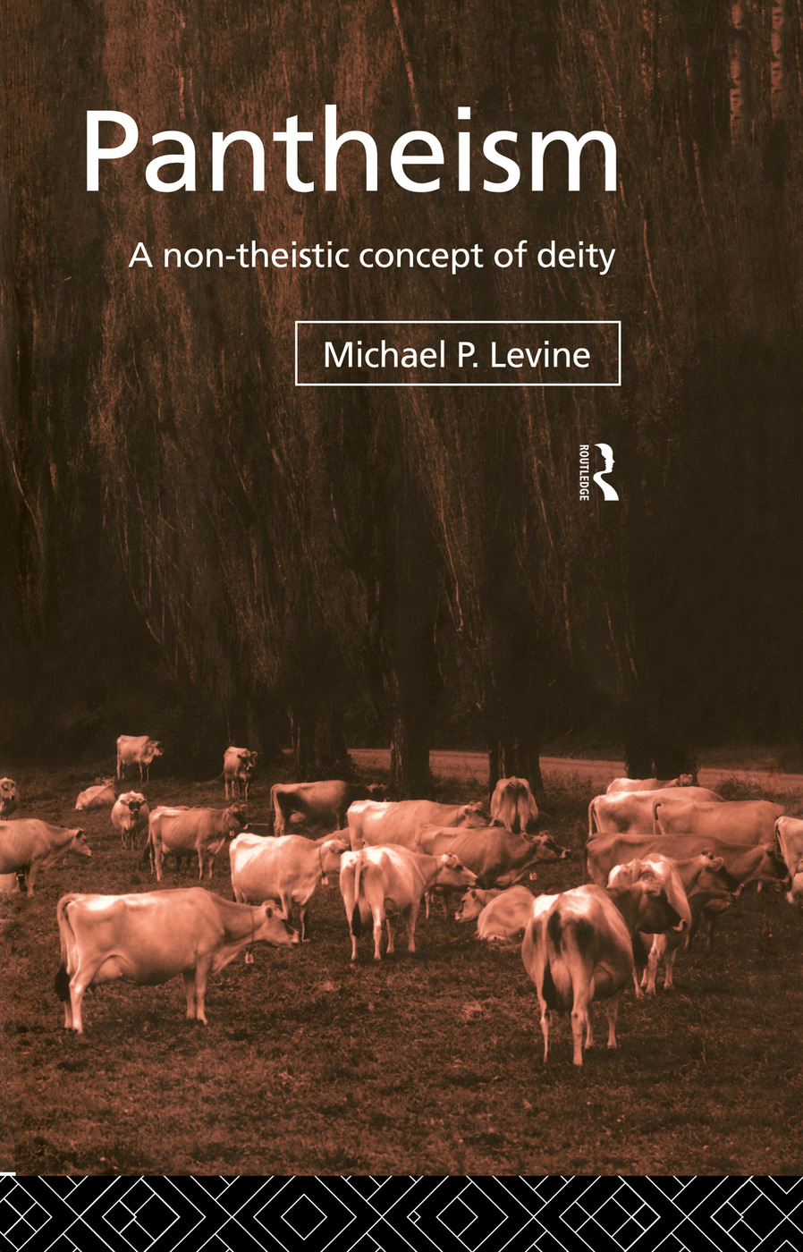 Pantheism: A Non-Theistic Concept of Deity book cover