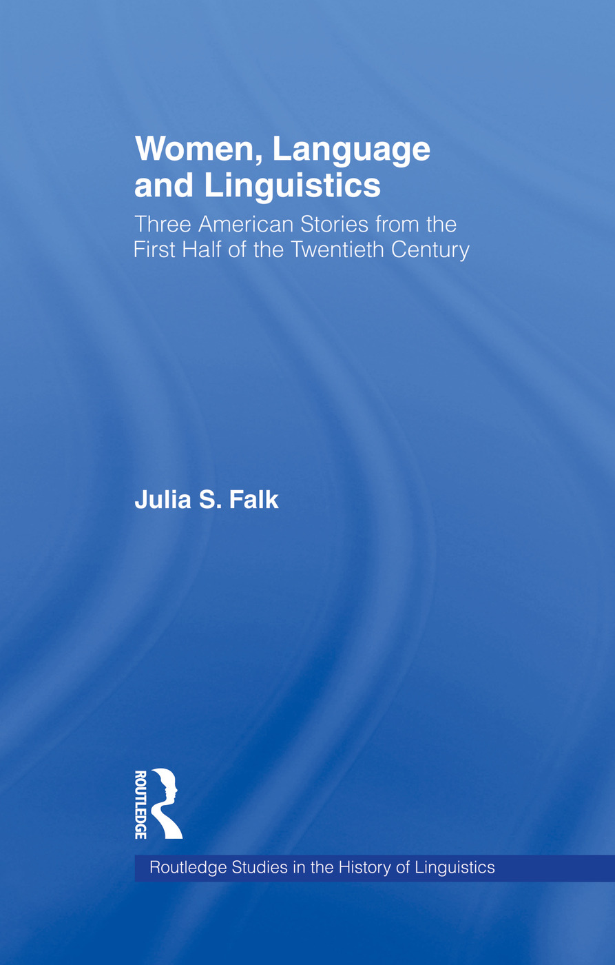 Women, Language and Linguistics