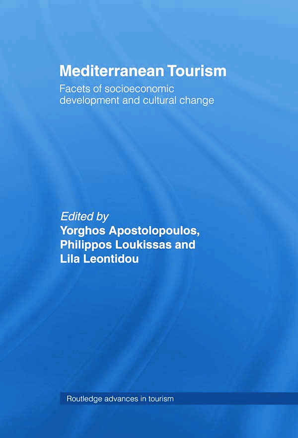 Mediterranean Tourism: Facets of Socioeconomic Development and Cultural Change, 1st Edition (Paperback) book cover