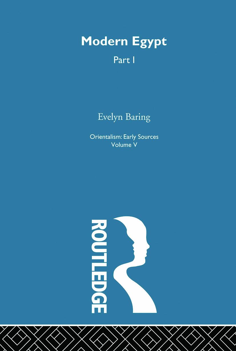 Mod Egypt Pt1:Orientalism V 5: 1st Edition (Paperback) book cover