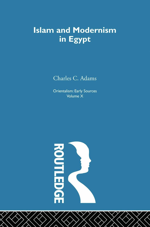Islam&Mod Egypt:Orientalsm V10: 1st Edition (Paperback) book cover