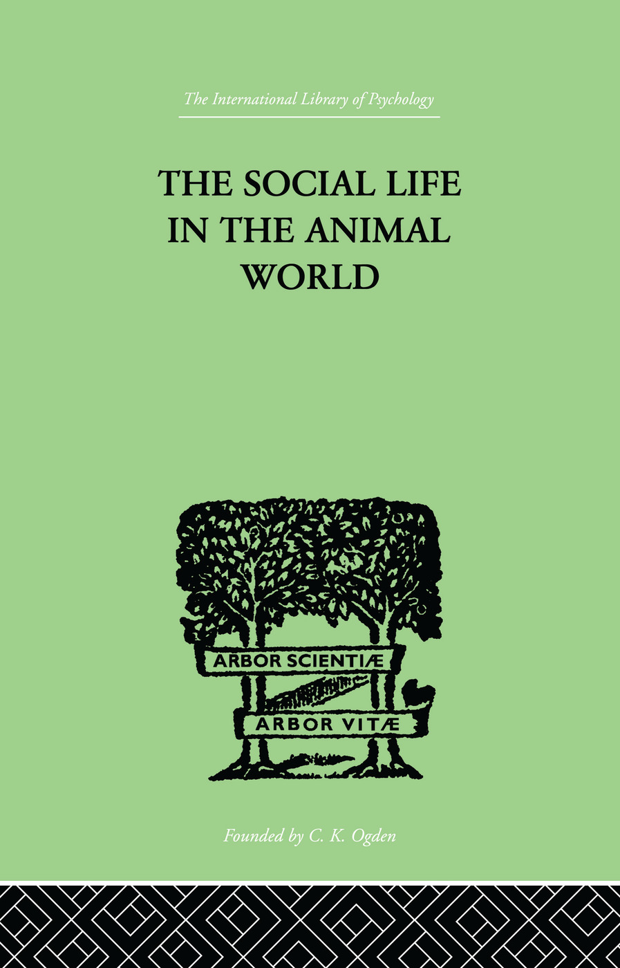 The Social Life In The Animal World