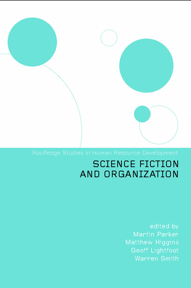 Science Fiction and Organization book cover