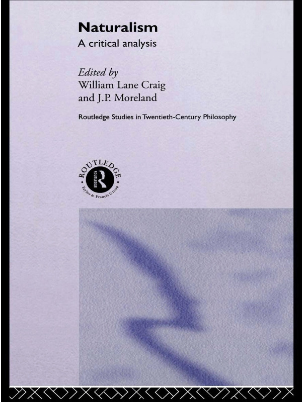 Naturalism: A Critical Analysis, 1st Edition (Paperback) book cover
