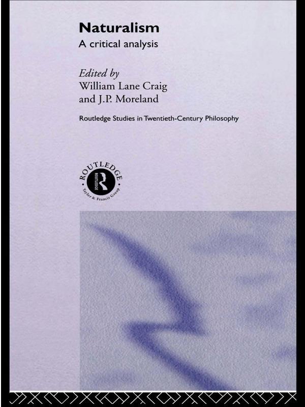 Naturalism: A Critical Analysis (Hardback) book cover