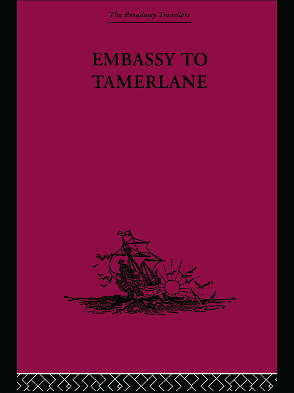 Embassy to Tamerlane