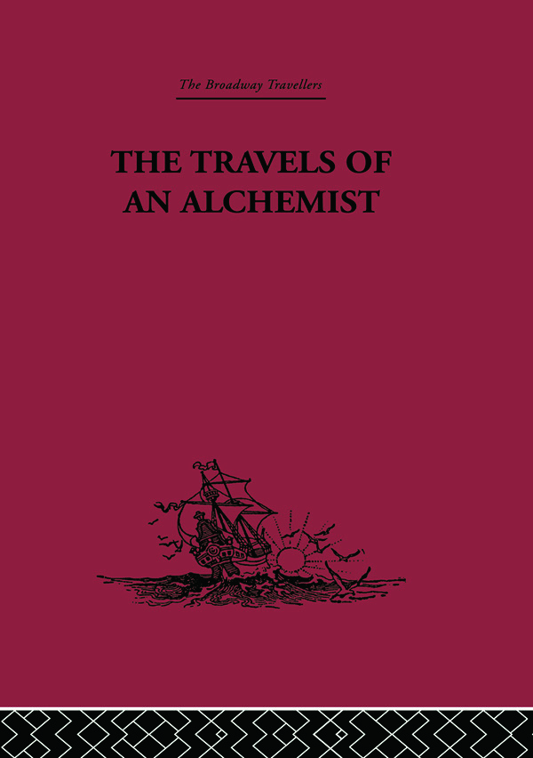 The Travels of an Alchemist
