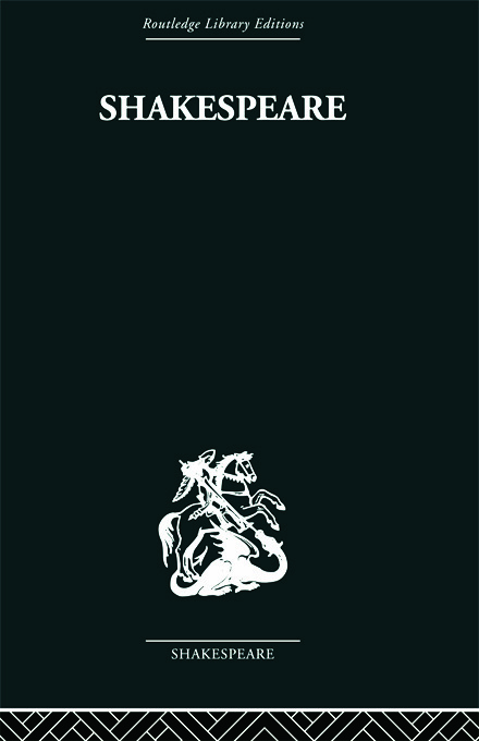 Shakespeare book cover