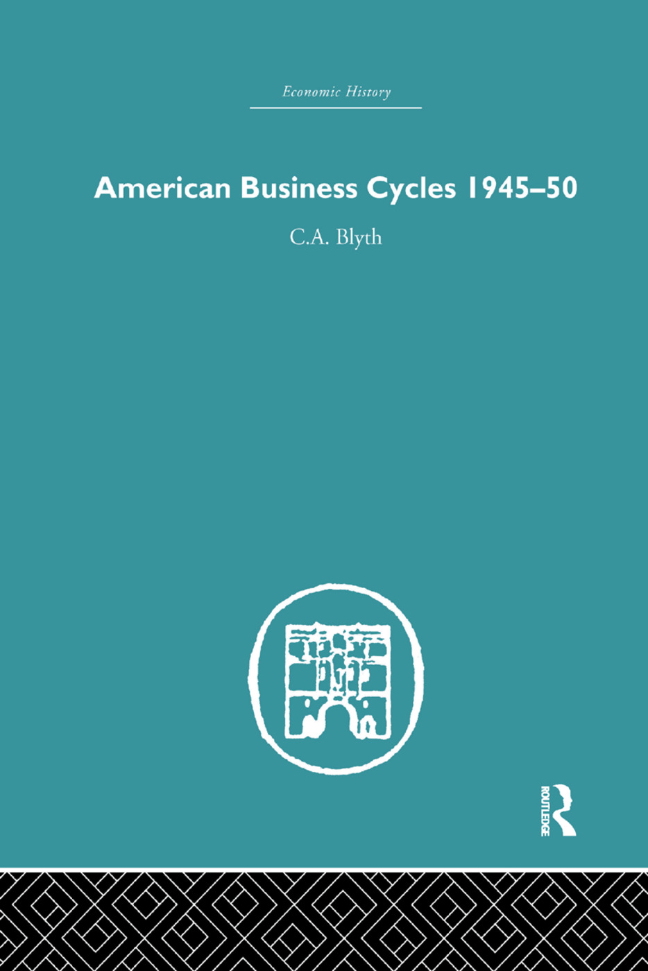 American Business Cycles 1945-50 book cover