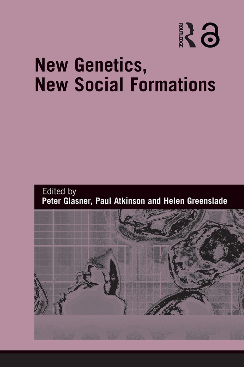 New Genetics, New Social Formations book cover