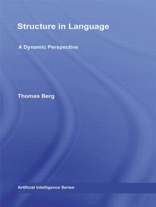 Structure in Language: A Dynamic Perspective, 1st Edition (e-Book) book cover
