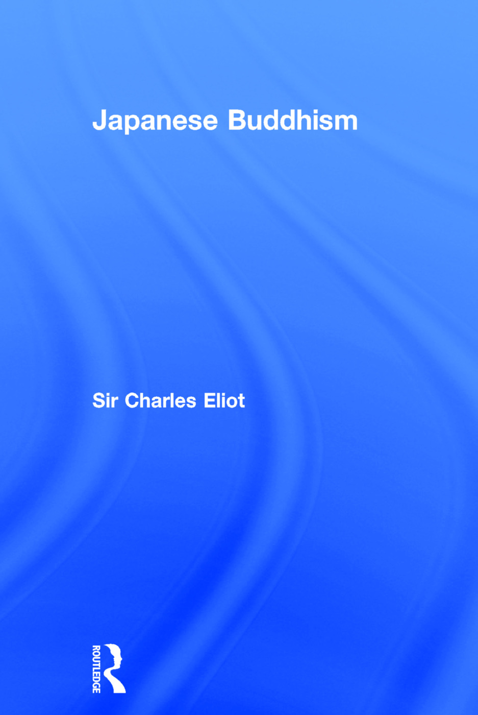 Japanese Buddhism book cover