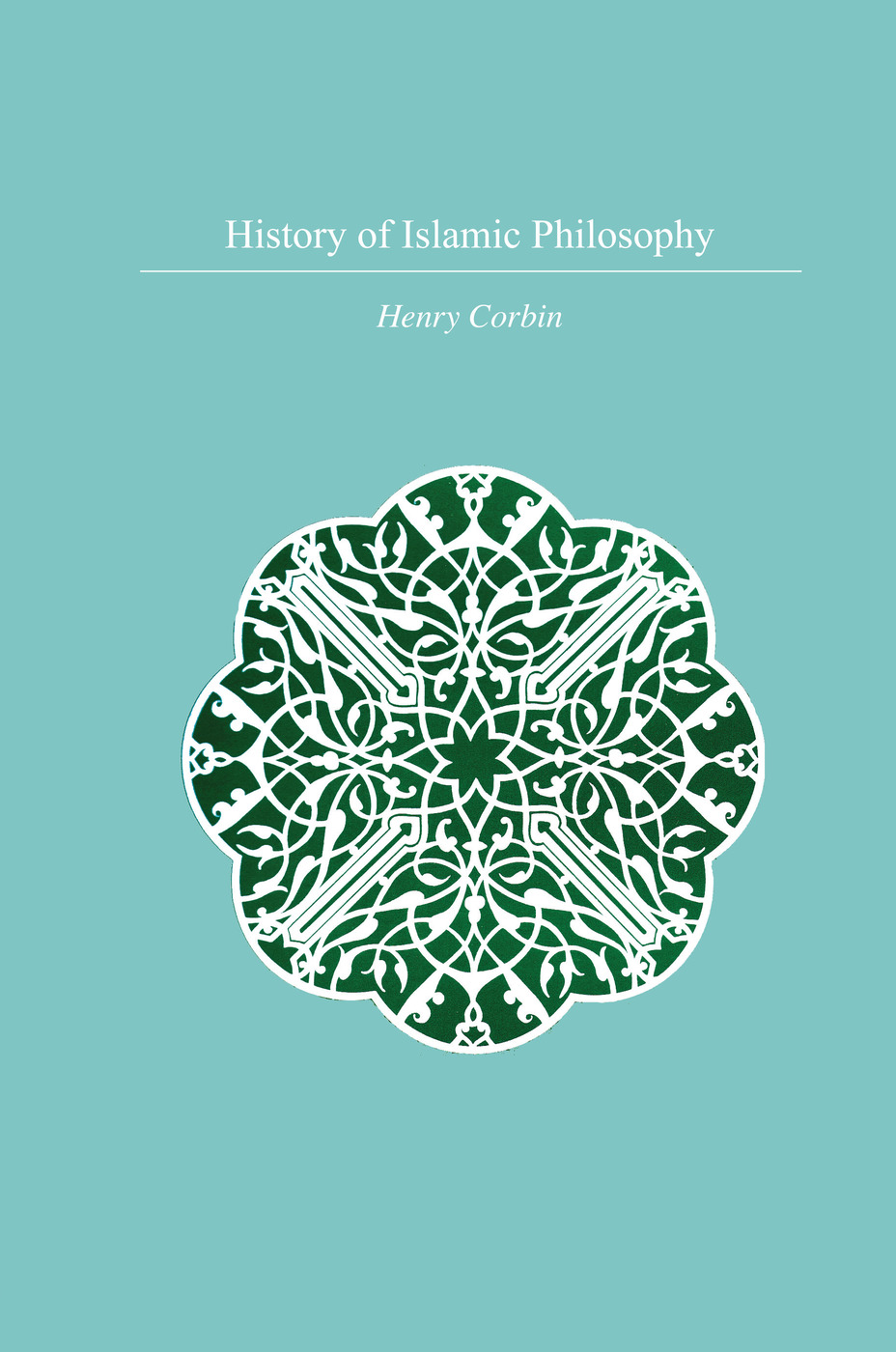 History Of Islamic Philosophy: 1st Edition (e-Book) book cover