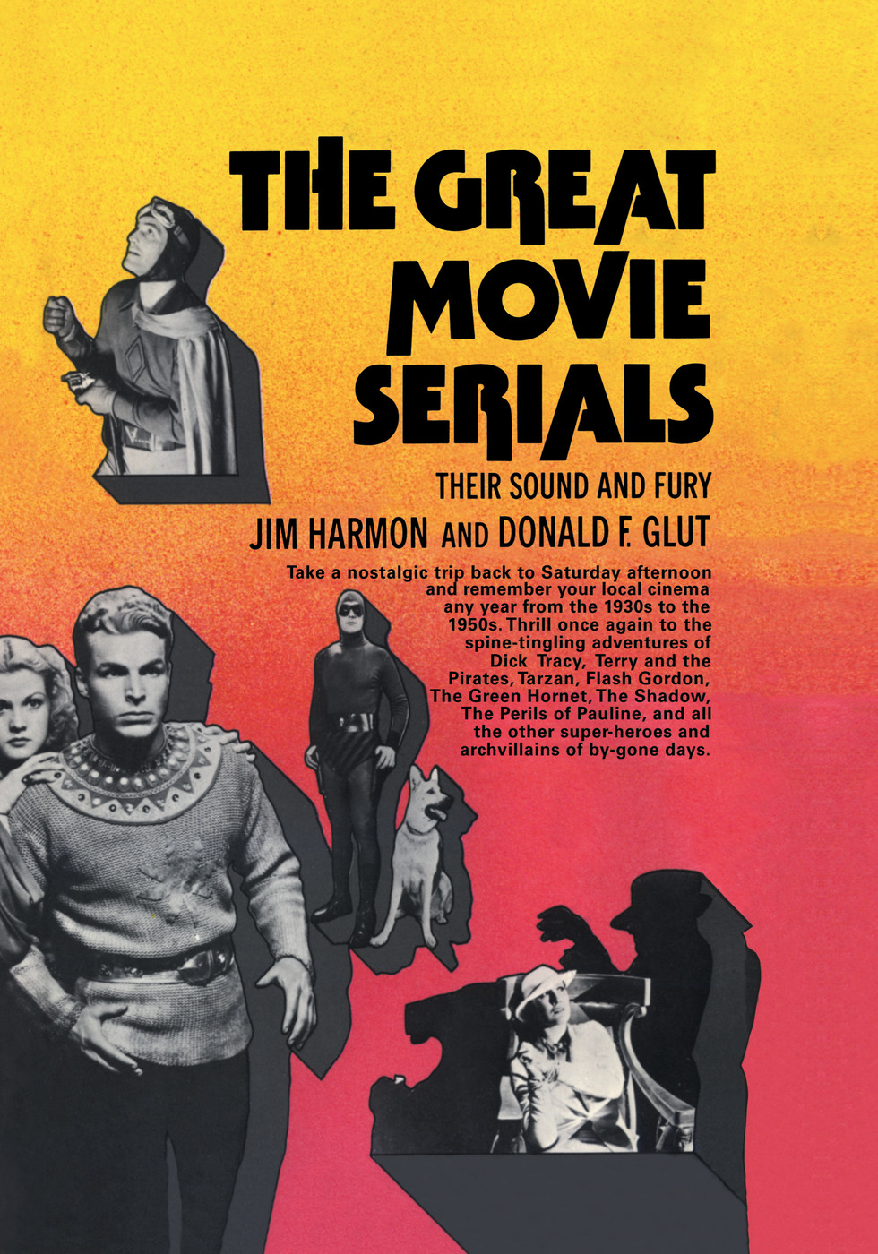 Great Movie Serials Cb: Great Movie Serial, 1st Edition (Paperback) book cover