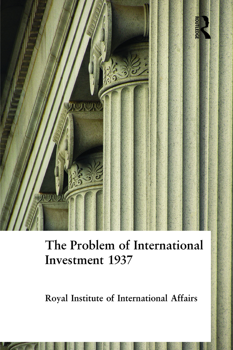Problem International Investment book cover
