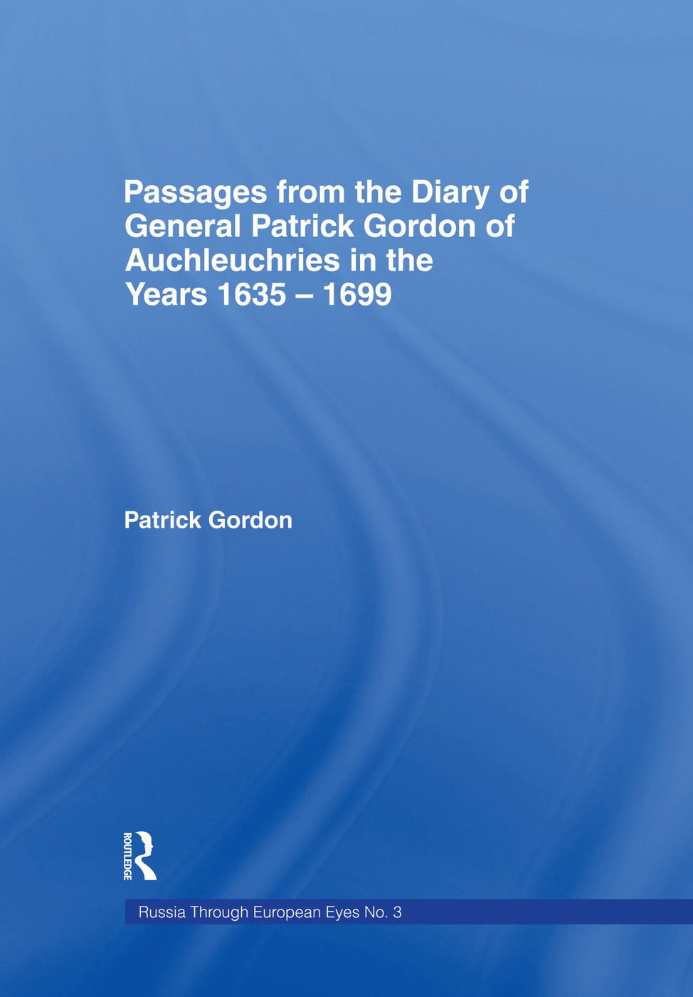 Passages from the Diary of Cb: 1st Edition (Paperback) book cover