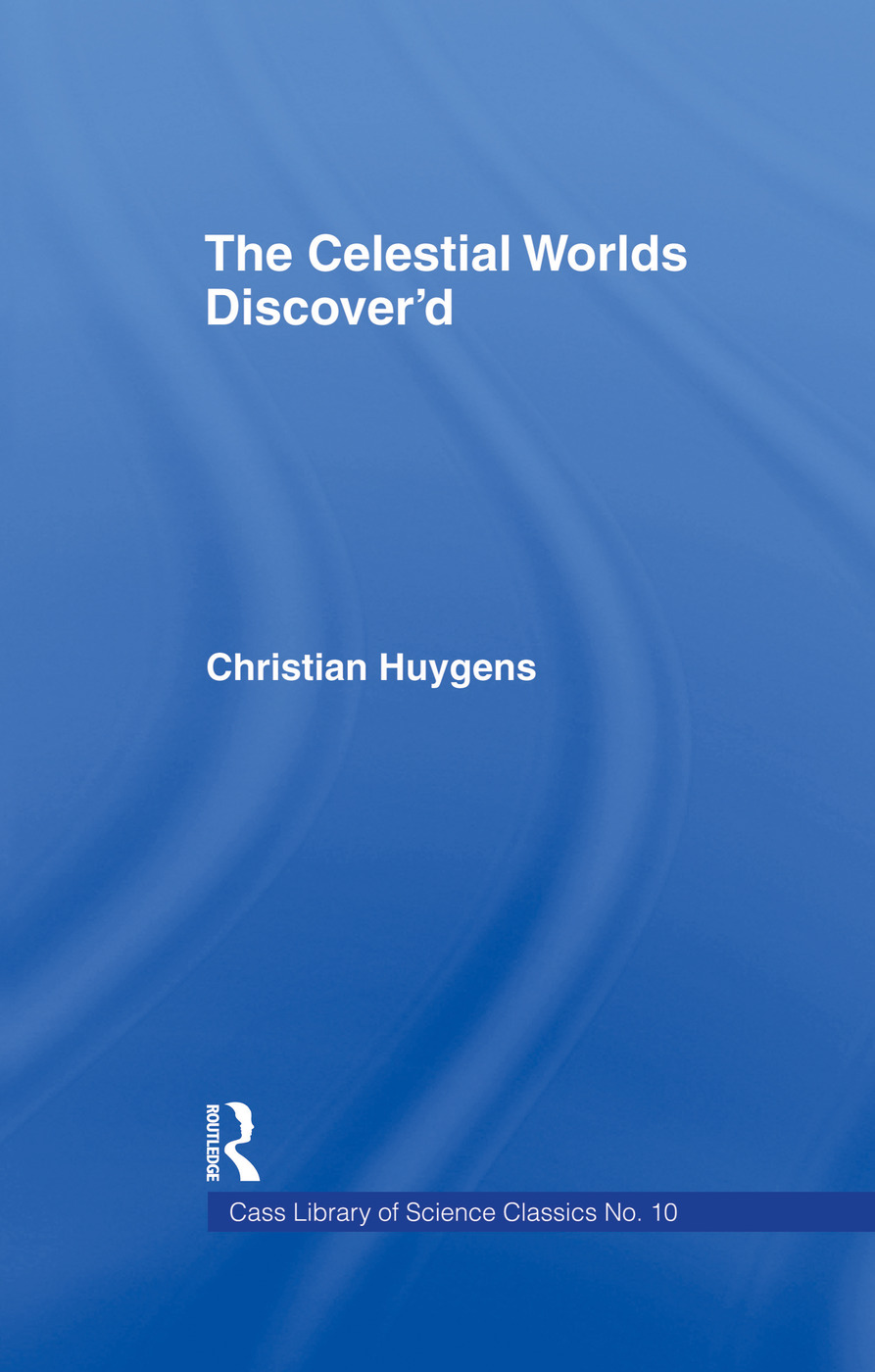 Celestial Worlds Discovered Cb: Celestial Worlds Disco, 1st Edition (Paperback) book cover