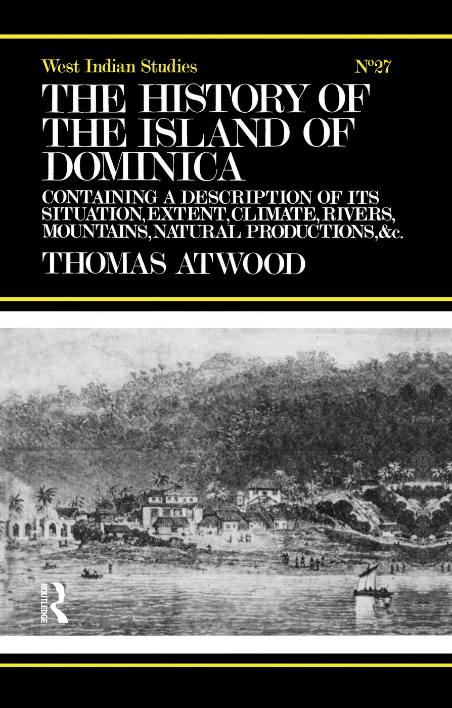 History Of The Island Of Domi: 1st Edition (Paperback) book cover