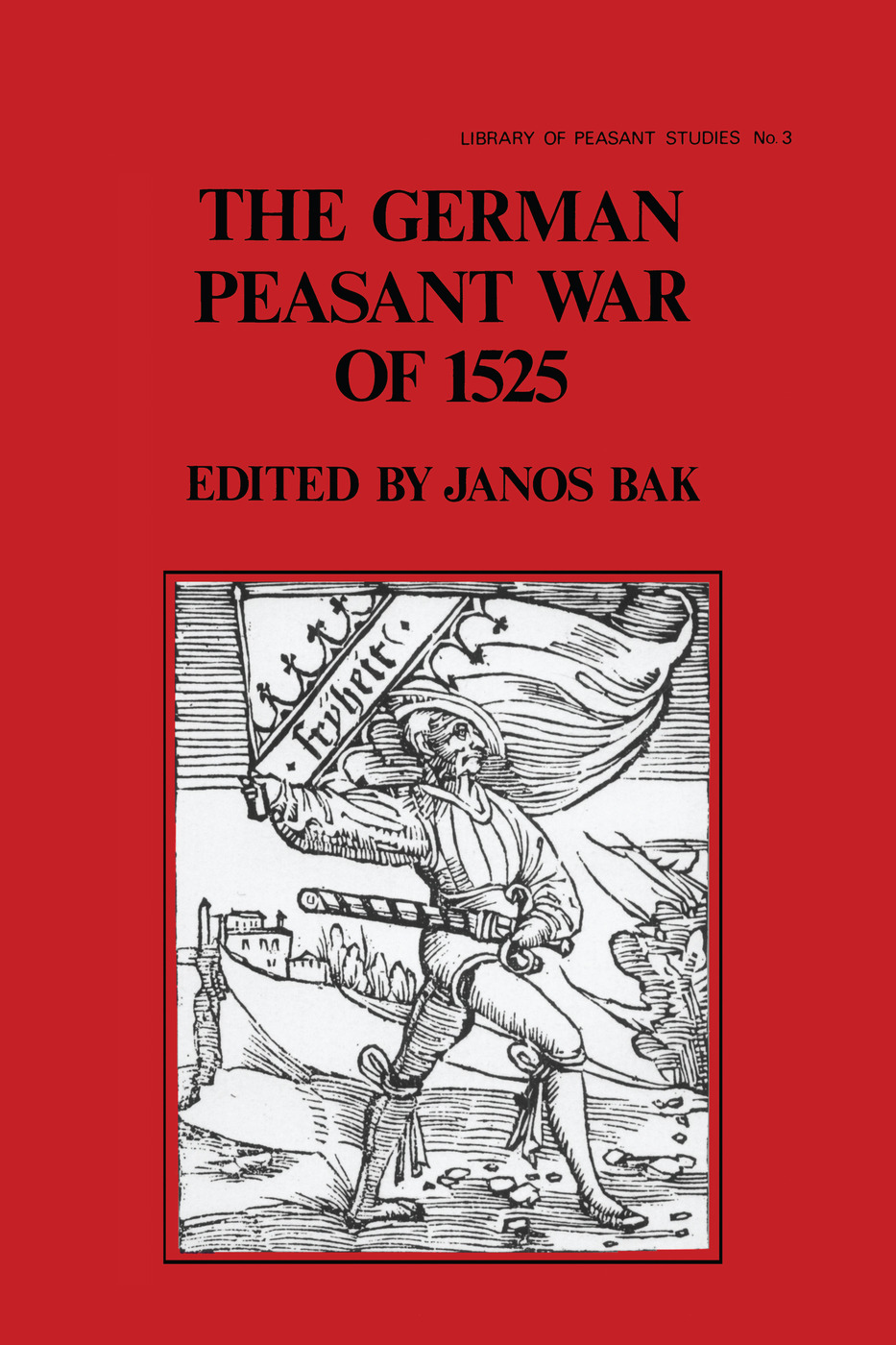 The German Peasant War of 1525: 1st Edition (Paperback) book cover