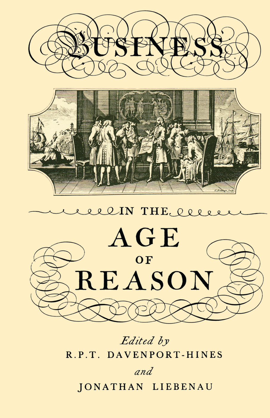 Business in the Age of Reason: 1st Edition (Hardback) book cover